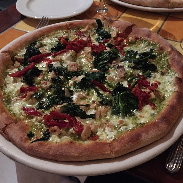 Pizza - Sette Osteria, Washington, DC