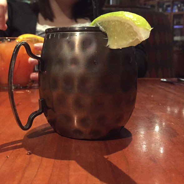 Motor City Mule - Bistro Bella Vita, Grand Rapids, MI