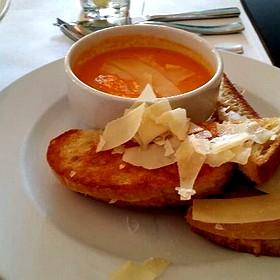 Grilled Cheese Sandwich - Cassis American Brasserie, St. Petersburg, FL