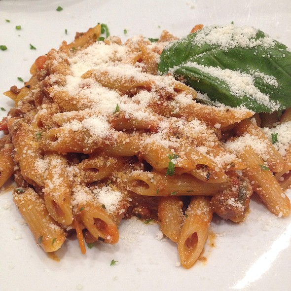 Penne Bolognese - Maria Pia, New York, NY