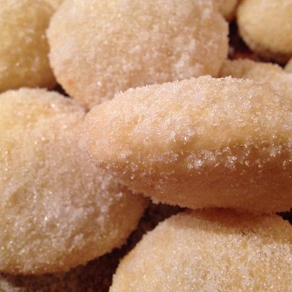 Moroccan Donuts (Sfenj) - Faces Mears Park, Saint Paul, MN