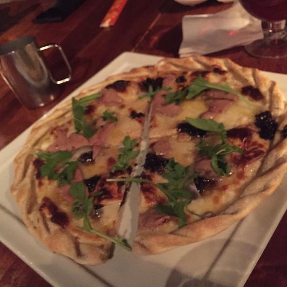 Fois Gras Pizza - Chakra, Paramus, NJ