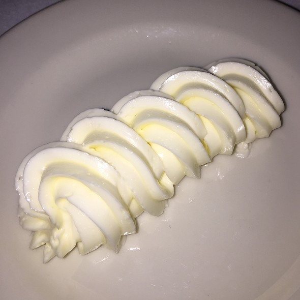 Butter - Morton's The Steakhouse - Ft. Lauderdale, Fort Lauderdale, FL