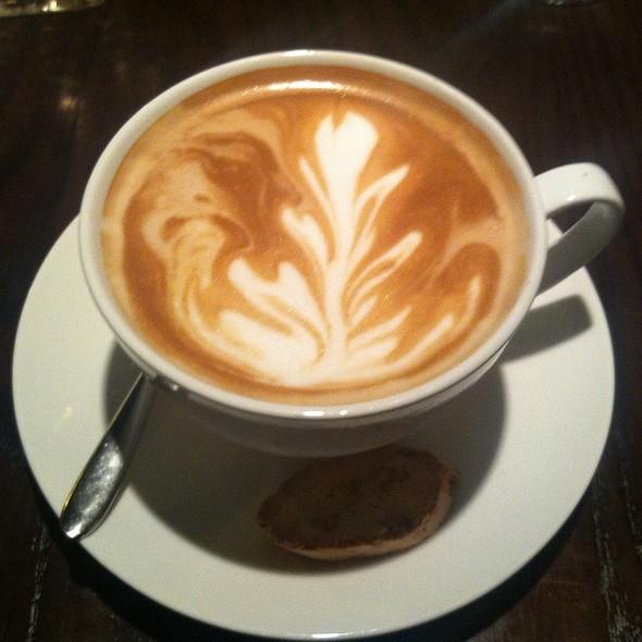 Fall Spice Latte - Posana, Asheville, NC