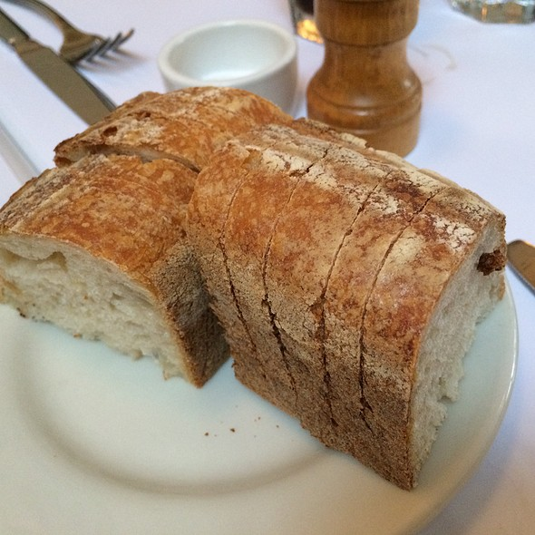 Bread - Hayes Street Grill, San Francisco, CA