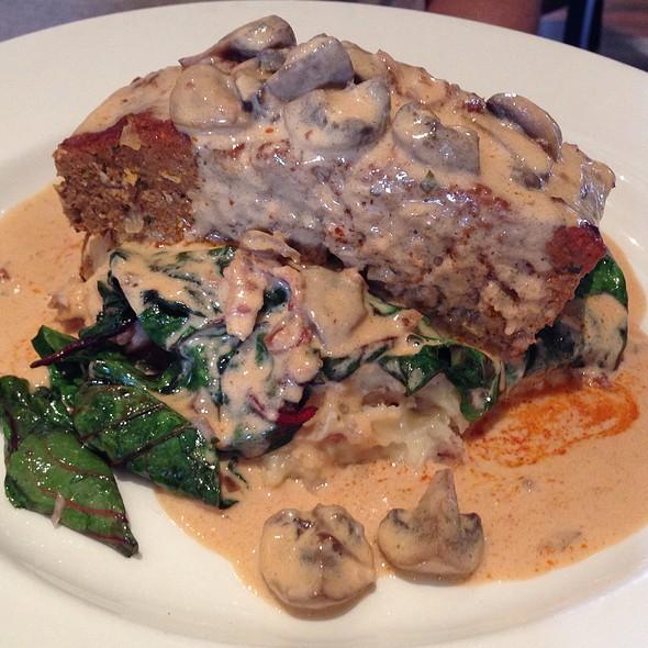 Beef Short Rib Meatloaf - Blackhawk Grille, Danville, CA