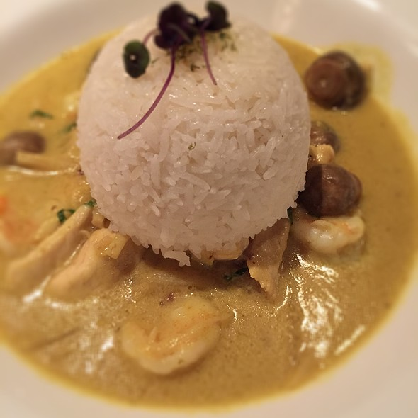 Thai Curry - Red Ginger of Traverse City, Traverse City, MI