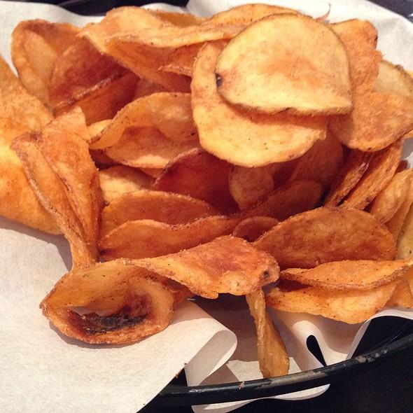 Housemade Potato Chips - Blackhawk Grille, Danville, CA