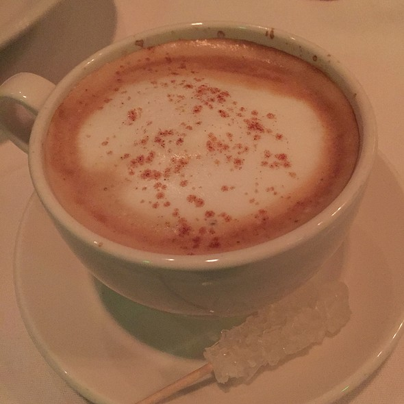 Cafe Latte - The Capital Grille - Chicago- Rosemont, Rosemont, IL