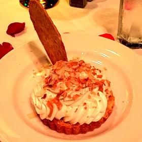Coconut Cream Pie - The Capital Grille - Chicago- Rosemont, Rosemont, IL