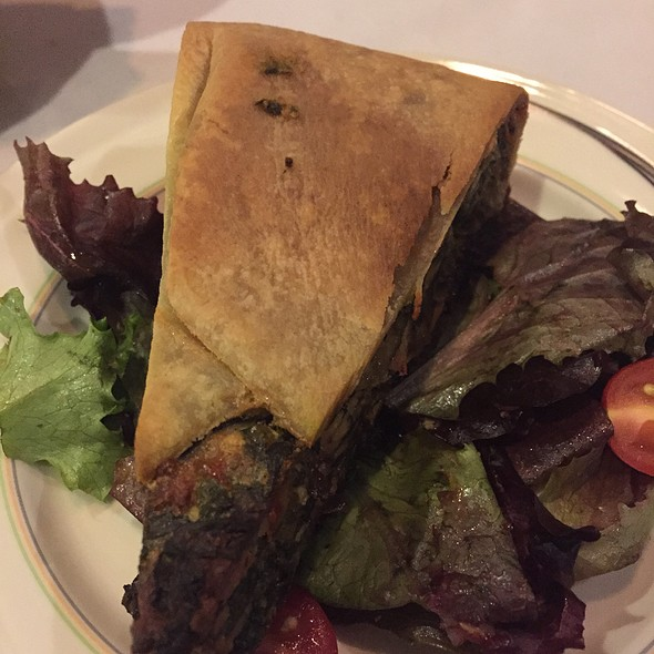 Greek Pie - Black Olive, Baltimore, MD