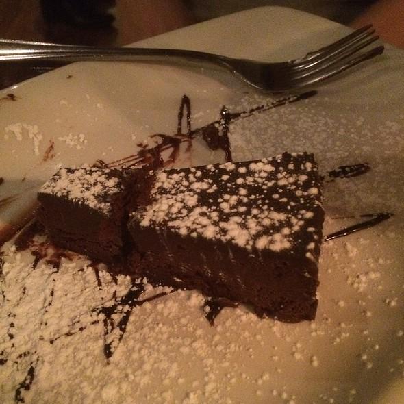 Flourless Chocolate Torte - Quinn's Steakhouse & Irish Bar, Toronto, ON