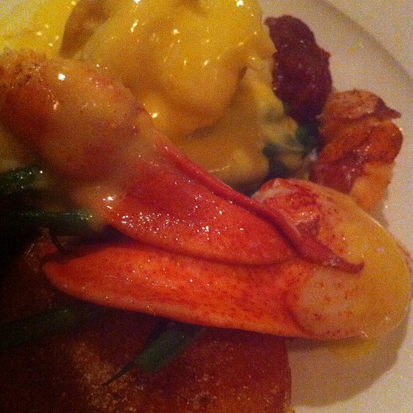 Nye Lobster Dinner - Sand Point Grill, Seattle, WA