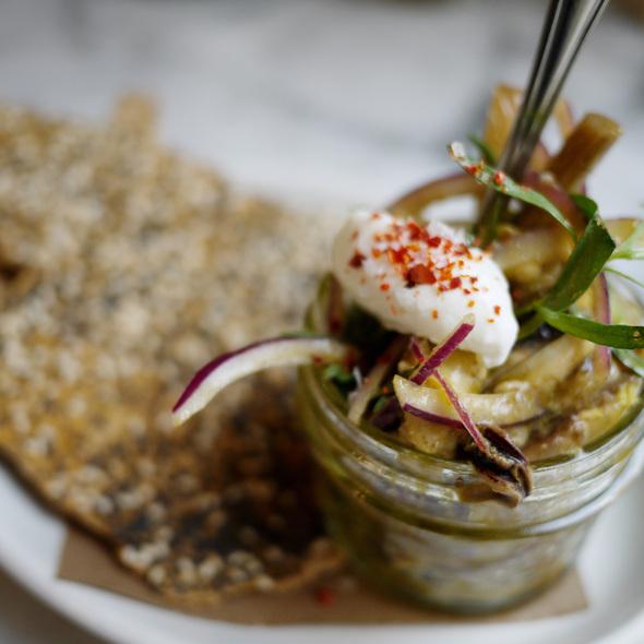 Mussels, Fennel, Tarragon, Red Onion - Shuka, New York, NY