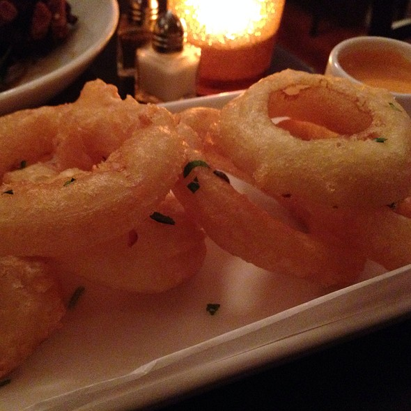 Onion Rings - The Liberty Tavern, Arlington, VA