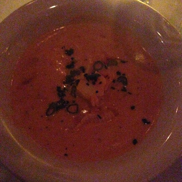 Lobster Bisque - JoJo Restaurant and Bar, Washington, DC