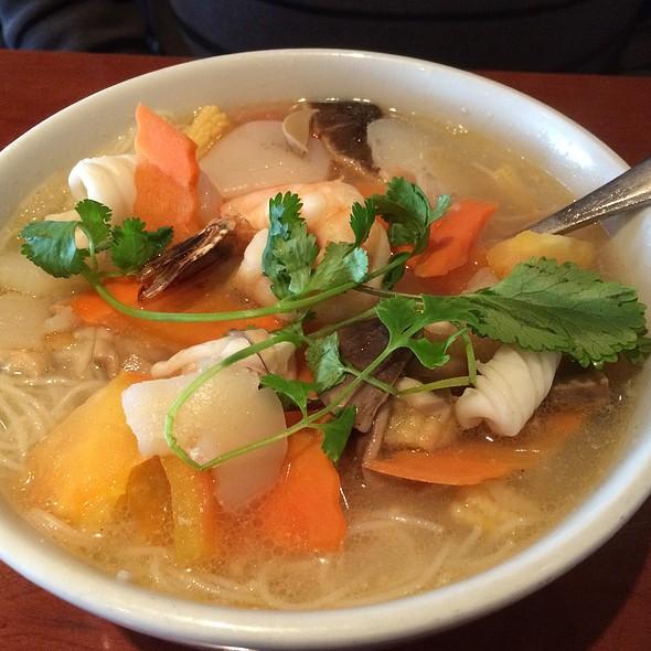Seafood Noodle Soup - Rasa Sayang, Wilmington, DE
