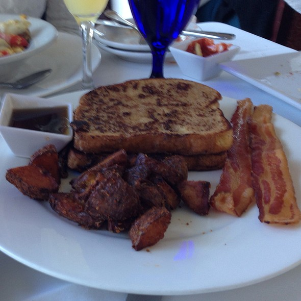 French Toast - Sam's on the Waterfront, Annapolis, MD