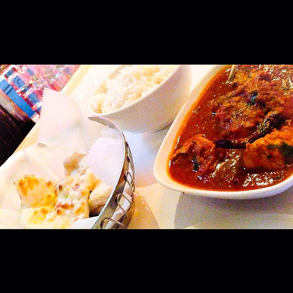 chicken vindaloo - Azitra, Raleigh, NC