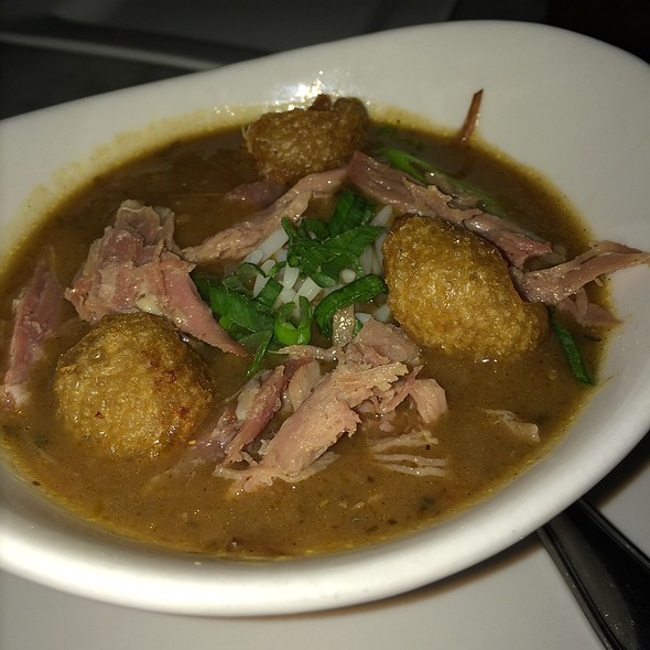 Smoked Duck Gumbo - Parlor Market, Jackson, MS