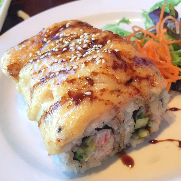 Orgasm Roll - Hapa Sushi Grill & Sake Bar - Cherry Creek, Denver, CO