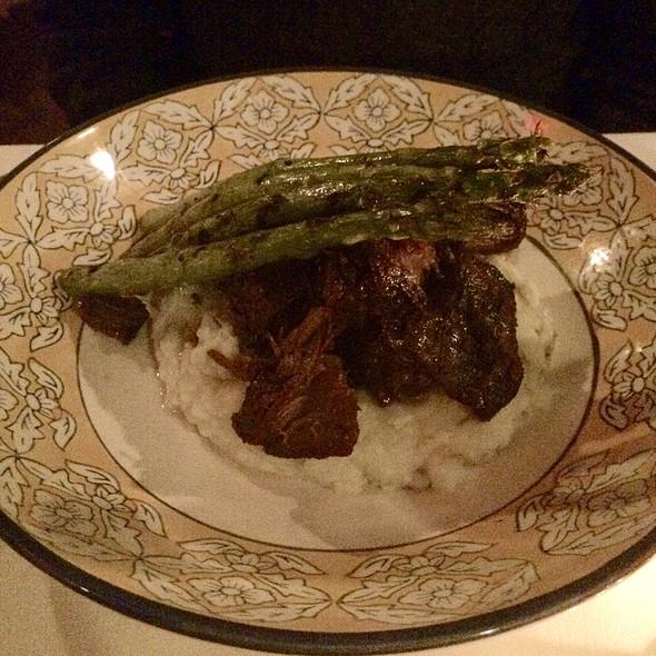 Nine Hour Braised Lamb - Blue Cat Steak & Wine Bar, Burlington, VT