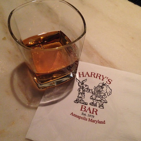 Corners Creek Bourbon - Harry Browne's, Annapolis, MD