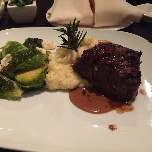 Filet Mignon - Nirvana Grille - Laguna Beach, Laguna Beach, CA