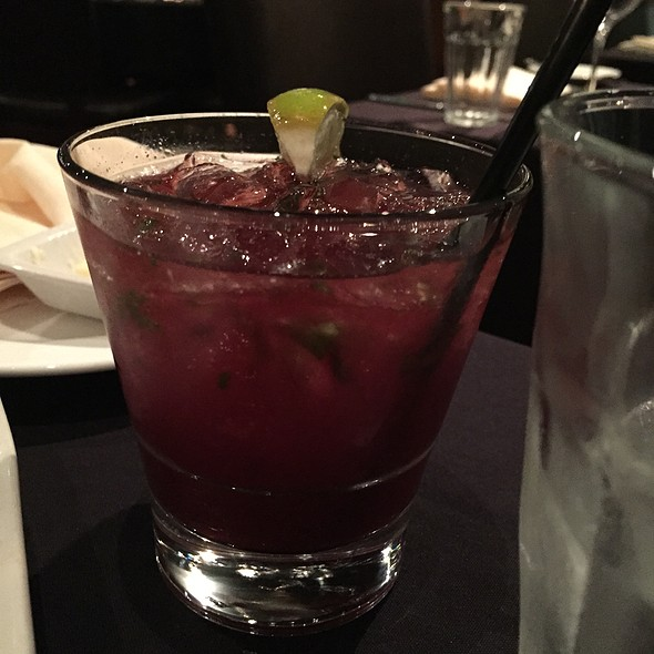 Blackberry Mojito - Nirvana Grille - Laguna Beach, Laguna Beach, CA