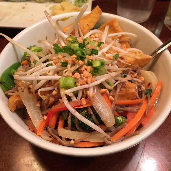 Dirty Vegan Noodle Bowl - Sticky Rice - Baltimore, Baltimore, MD