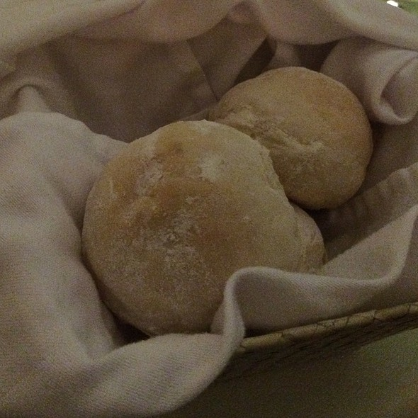 Yeast Rolls - Blanchard's, Meads Bay, Anguilla