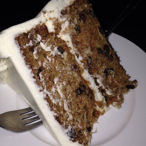 Carrot Cake - Bonnie Ruth's Neighborhood Bistro, Frisco, TX
