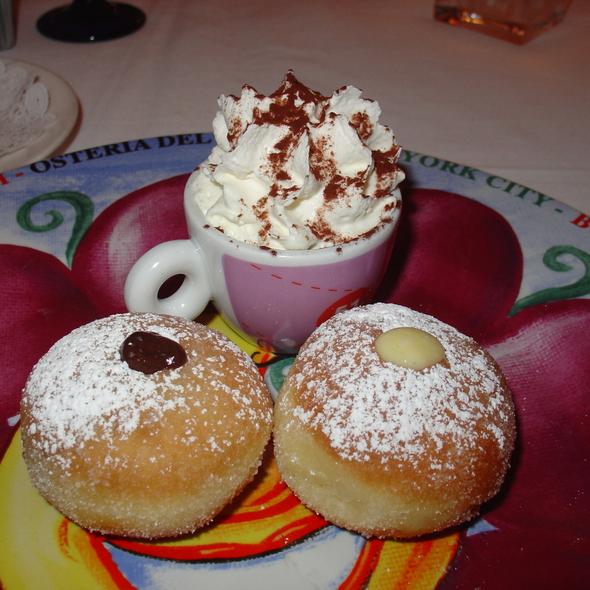 Sicilian Donuts - Circo, New York, NY