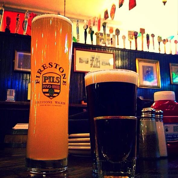 Drinks - Jacob Wirth, Boston, MA