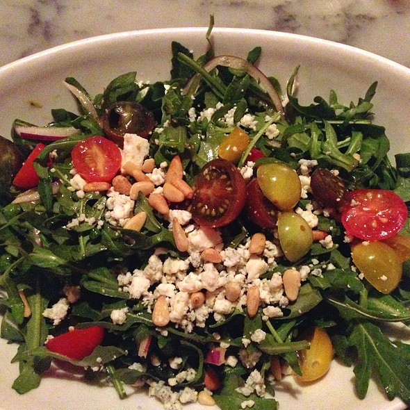 Arugula Salad - The Stinking Rose, Beverly Hills, CA