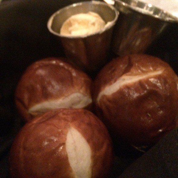 Pretzel Rolls  - Weber Grill - Indianapolis, Indianapolis, IN