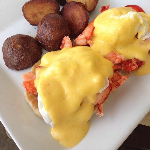 Lobster Eggs Ben - Hot Tin Roof, Key West, FL