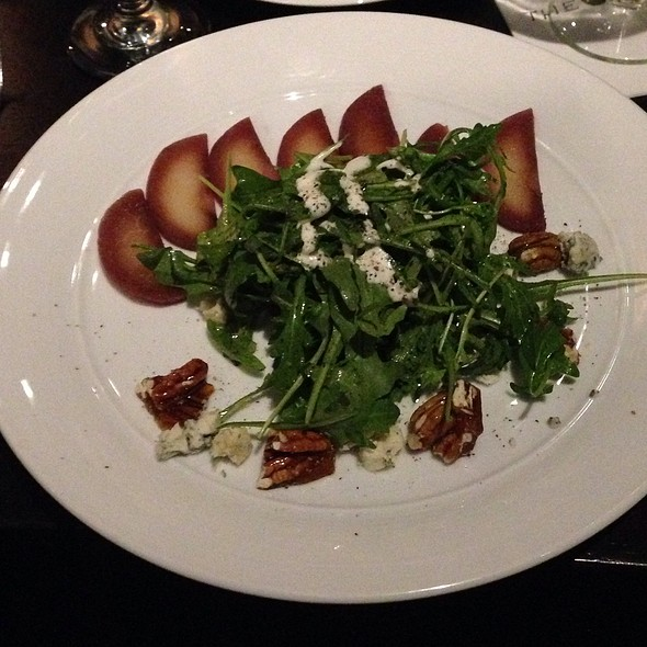 Pear And Gorganzola Salad - The Mercury, Dallas, TX