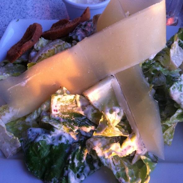 Caesar Salad - Lahaina Fish Co., Lahaina, HI