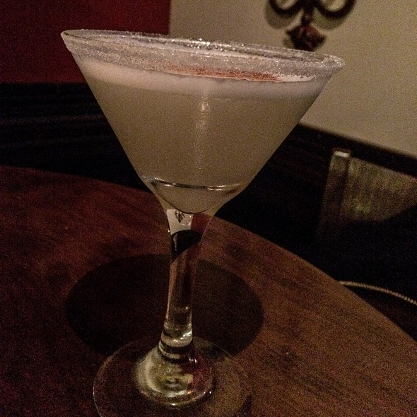 Pisco Sour - The Palms, Los Gatos, CA