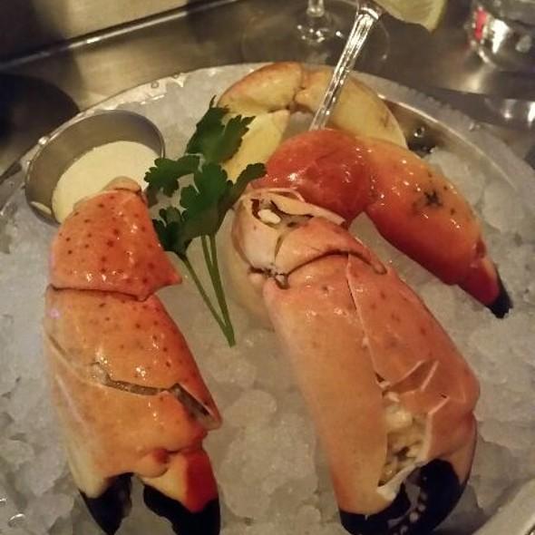 Stone Crab Claws - Oceanaire Seafood Room - Orlando, Orlando, FL