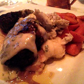 Tournedos Maxwell - Dudley's on Short, Lexington, KY