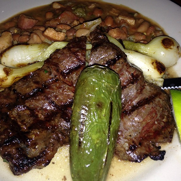 Grilled Skirt Steak - La Palapa, New York, NY