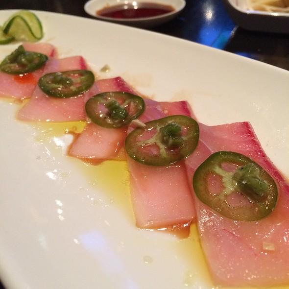 Jalapeño Yellowtail - Gekko Sushi - Atlanta, Atlanta, GA