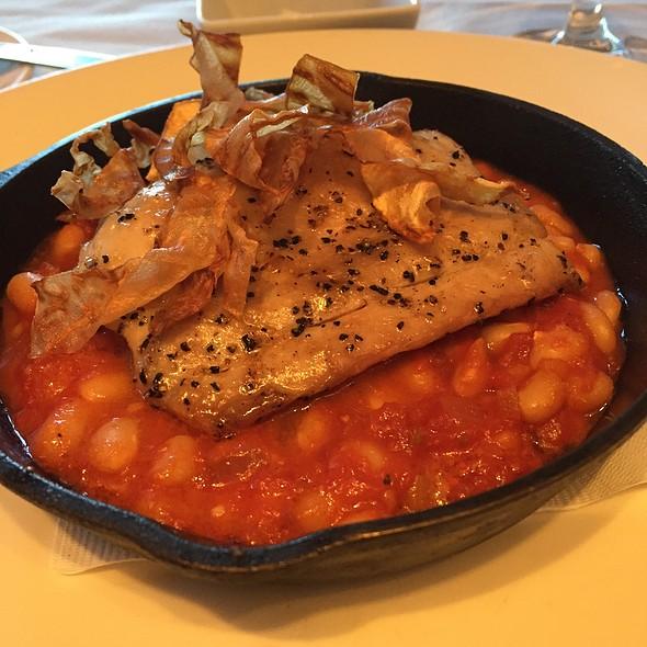Grilled Mahi Mahi - Salum Restaurant, Dallas, TX