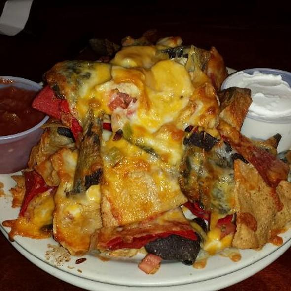 Ryan's Nachos Grande-Chicken - PJ Ryan's Pub, Phoenixville, PA