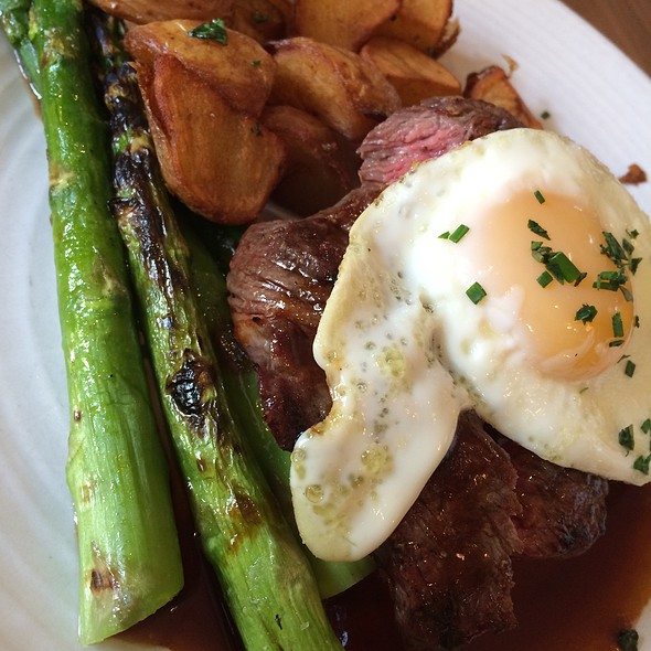 Steak and Eggs - The Park Bistro & Bar, Lafayette, CA