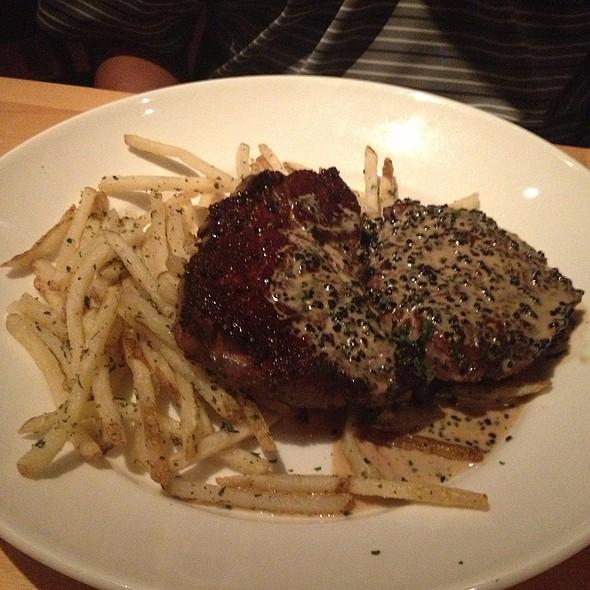 Steak Au Poivre - Plan B - ARDEN TOWN, Sacramento, CA