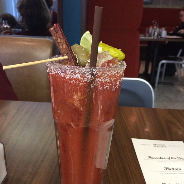 Beef Jerky Bloody Mary - The Original, Portland, OR