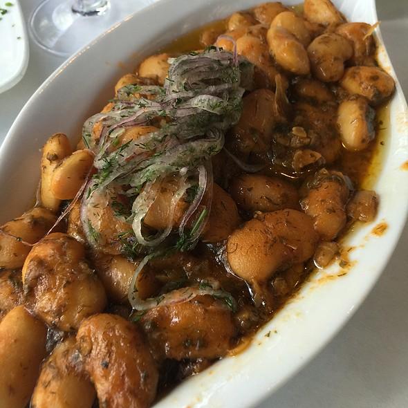 Lima Beans - Sea Grill, North Miami Beach, FL